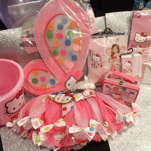 Other - Costume: Hello Kitty 7 Piece Ensemble